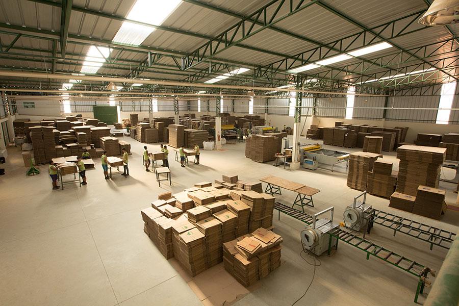 Ondular Embalagens - Caixas e Embalagens de Papelão